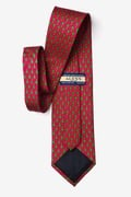 Christmas Forest Tie by Alynn