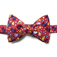 Crabs And Seashells Butterfly Self Tie Bow Tie by Alynn Bow Ties
