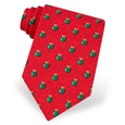 Deck The Halls Tie by Alynn