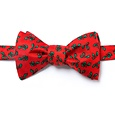 Holly Mini Self Tie Bow Tie by Alynn Bow Ties