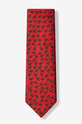 Holly Mini Tie by Alynn Novelty