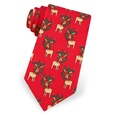 Merry X-Moose Boys Tie by Alynn Novelty
