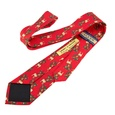 Merry X-Moose Tie For Boys by Alynn