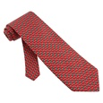 Micro Candy Canes Tie by Alynn Novelty