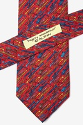 Mighty Woodwinds Tie by Alynn Novelty