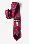 Monkey Business Tie by Alynn