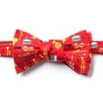 Musical Instruments Self Tie Bow Tie by Alynn Bow Ties
