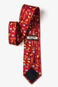 Musical Instruments Tie by Alynn Novelty