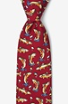 Rainbow Trout Tie by Alynn