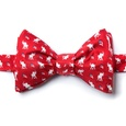Republican Elephants Butterfly Self Tie Bow Tie by Alynn Bow Ties