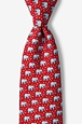 Republiphants Tie by Alynn