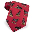 Rottweiler Tie by Alynn Dog Ties