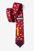 Singing Snowmen Tie For Boys by Alynn Novelty