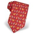 Small Dogs Go To Heaven Tie by Alynn