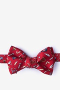 Trust Me, I'm A Doctor Butterfly Bow Tie by Alynn Novelty