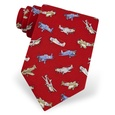 WWII Fighter Planes Tie by Alynn