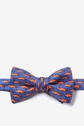Mini Alligators Butterfly Bow Tie by Alynn Bow Ties