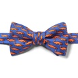 Mini Alligators Butterfly Self Tie Bow Tie by Alynn Bow Ties