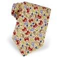 Crabs And Seashells Tie by Alynn