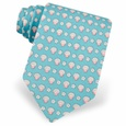 Scallops & Sand Dollars Tie by Alynn