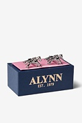 Galloping Horses Cufflink by Alynn