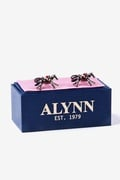 Galloping Horses Cufflink by Alynn Novelty
