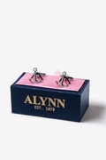 Ships Anchor Cufflink by Alynn Novelty