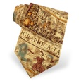 Old World Exploration Tie by Alynn Novelty