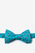 Birds Of A Feather Butterfly Self Tie Bow Tie by Alynn Bow Ties