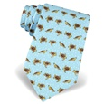 Turtles & Bubbles Tie by Alynn