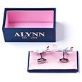 Jetliner Cufflink by Alynn