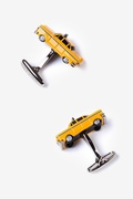 Taxi Cabs Cufflink by Alynn Novelty
