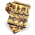 Bayeux Tapestry Tie by Alynn