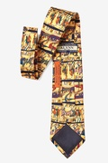 Bayeux Tapestry Tie by Alynn Novelty