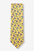 Crabs & Bubbles Tie by Alynn