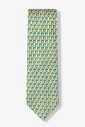Drinks Like A Fish Tie by Alynn Novelty