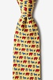 Get Out The Vote Tie by Alynn