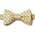 Golf Balls & Tees Self Tie Bow Tie by Alynn Bow Ties