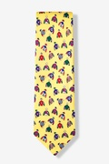 Racing Colors Tie by Alynn