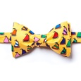 Rainbow Fleet Butterfly Self Tie Bow Tie by Eric Holch for Alynn Neckwear