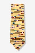 Rowing Oars Tie by Alynn Novelty