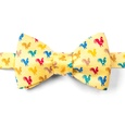 Wake Up Call Butterfly Self Tie Bow Tie by Alynn Novelty