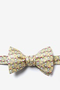 Would Ya Hit A Guy With Glasses!? Self Tie Bow Tie by Alynn Bow Ties