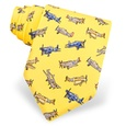 WWII Fighter Planes Tie by Alynn Novelty